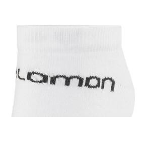Salomon Festival - Chaussettes - 2-Pack blanc/noir